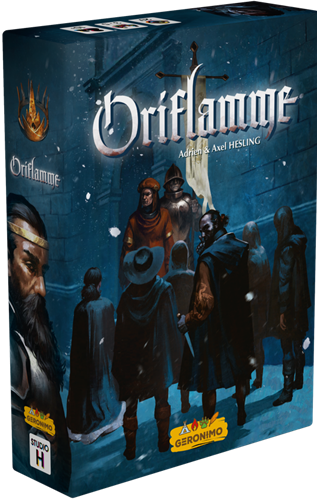 Oriflamme - Kaartspel (NL)