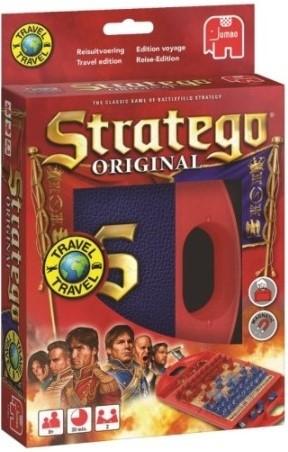 Stratego - Reisspel (Doos beschadigd)