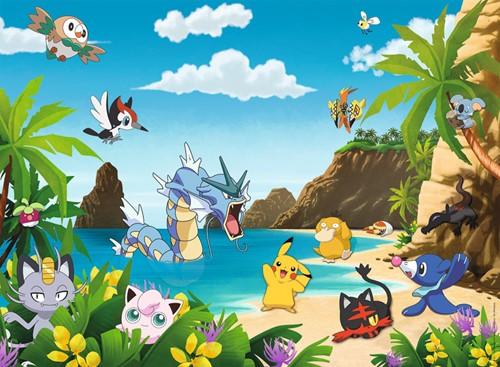 Pokemon XXL Puzzel (200 stukjes)-2