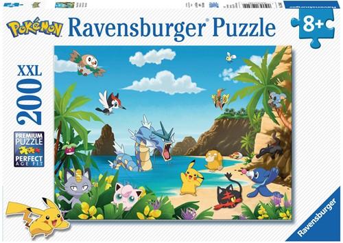 Pokemon XXL Puzzel (200 stukjes)