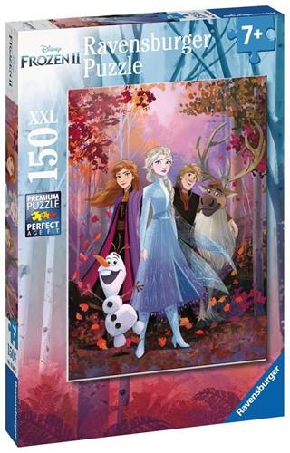Frozen 2 - Een Fantastisch Avontuur Puzzel (150XXL stukjes)