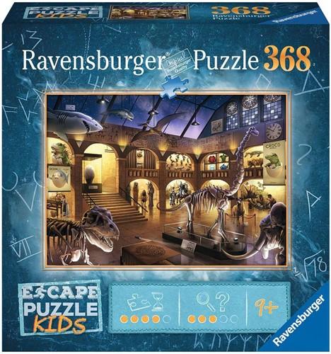 Escape Puzzel Kids - Museum (368 stukjes)
