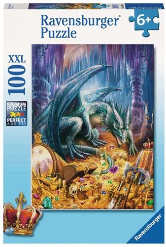 Het hol van de Draak Puzzel (100 XXL stukjes)