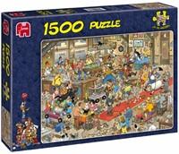Jan van Haasteren - De Hondenshow Puzzel (1500 stukjes)-1