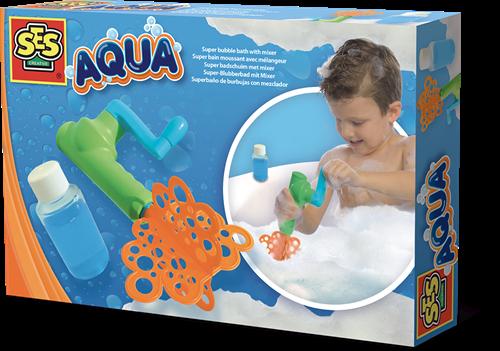SES Aqua - Super Badschuim met Mixer