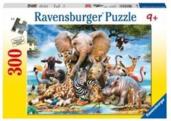 Afrikaanse Vrienden Puzzel (300 stukjes)
