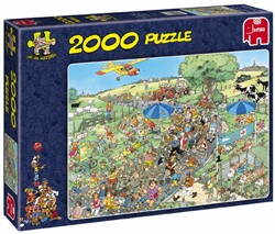 Jan van Haasteren - De Mars Puzzel (2000 stukjes)