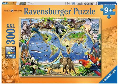 World of Wildlife Puzzel (300 XXL stukjes)