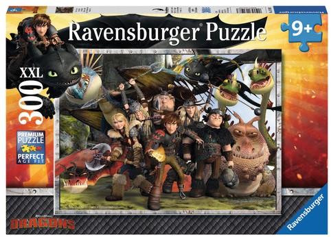 Trouwe Vrienden Puzzel (300 XXL stukjes)