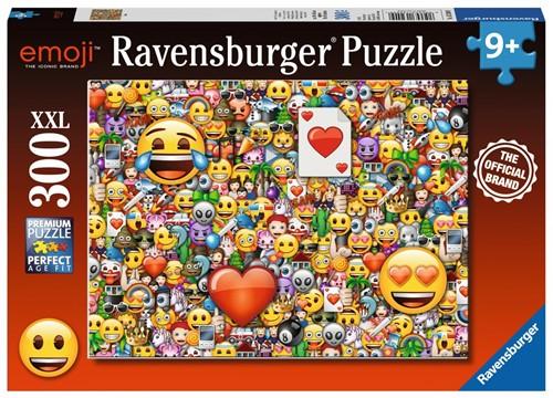 Emoji Puzzel (300 XXL stukjes)