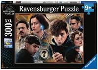 Fantastic Beasts Puzzel (300 XXL stukjes)