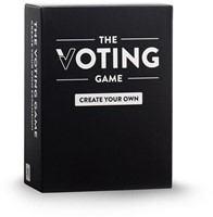The Voting Game - Create Your Own Expansion