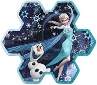 Disney Frozen Glitter Puzzel (73 stukjes)-2