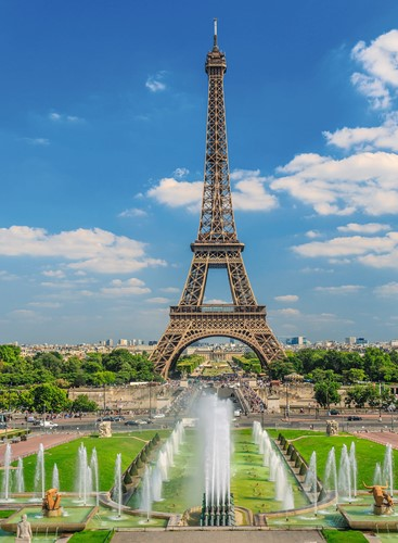 Eiffeltoren Puzzel (300 stukjes)-3