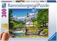 Beieren Puzzel (300 stukjes)-1