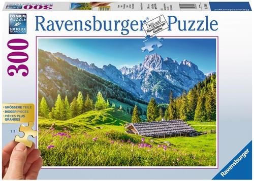 Bergweide Puzzel (300 stukjes)-1
