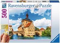 Bamberg Puzzel (500 stukjes)