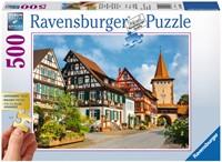 Gengenbach in het Kinzigt Puzzel (500 stukjes)