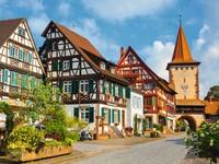 Gengenbach in het Kinzigt Puzzel (500 stukjes)-2