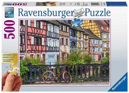 Colmar, Frankrijk Puzzel (500 stukjes)