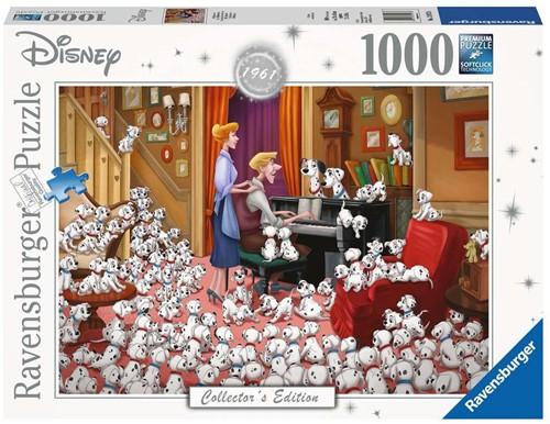 Disney Puzzel - 101 Dalmatiërs (1000 stukjes)
