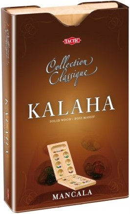 Kalaha Mancala - Collection Classique in Tin-1