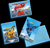 SES - Mozaïekbord met Super Wings Kaarten-3