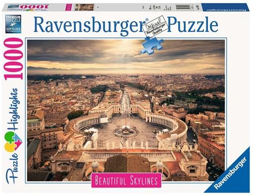 Rome Puzzel (1000 stukjes)