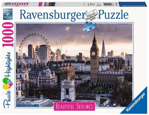 London Puzzel (1000 stukjes)