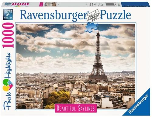 Parijs Puzzel (1000 stukjes)