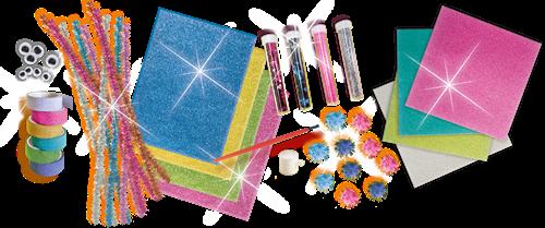 SES - Mega Glitter Knutselset-2