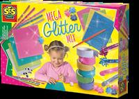 SES - Mega Glitter Knutselset