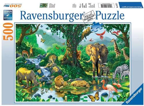 Jungle Harmony Puzzel (500 stukjes)