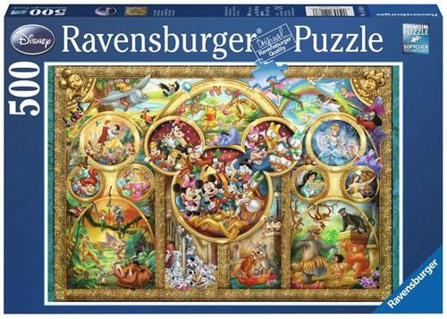 Disney Familie Puzzel (500 stukjes)