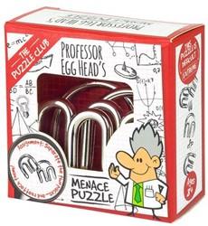 Professor Egg Head's  - Menace Puzzle