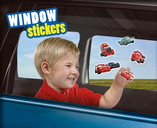 SES Raamstickers Disney Cars 3-3