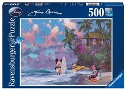 Aan Het Strand Puzzel (500 stukjes)