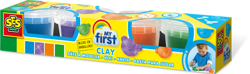 SES My First - Klei 4x90gr-1