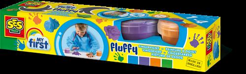 SES - Fluffy Vingerverf