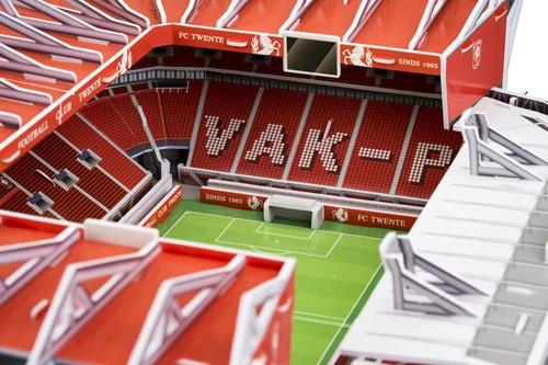 FC Twente Grolsch Veste - 3D Puzzel (117 stukjes)-3