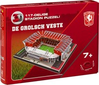 FC Twente Grolsch Veste - 3D Puzzel (117 stukjes)-1