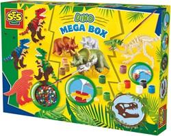 SES Mega Knutselbox - Dino's