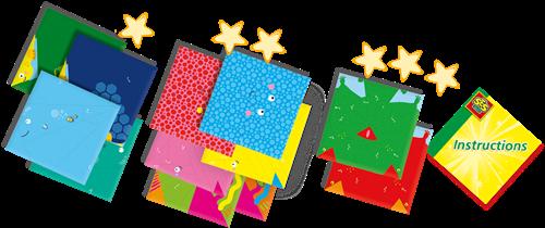 SES Ik Leer Origami Vouwen-2