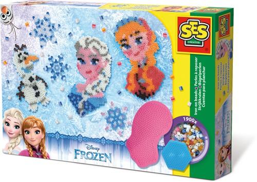 SES - Strijkkralen Frozen XL (Doosje beschadigd)