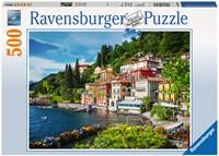 Comomeer Italie Puzzel (500 stukjes)