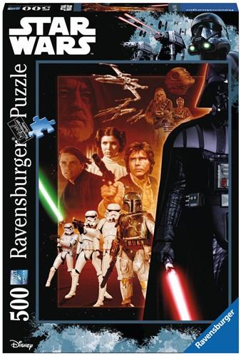 Star Wars Puzzel v2 (500 stukjes)