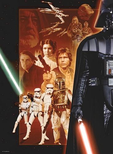 Star Wars Puzzel v2 (500 stukjes)-2