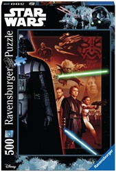 Star Wars Puzzel v1 (500 stukjes)