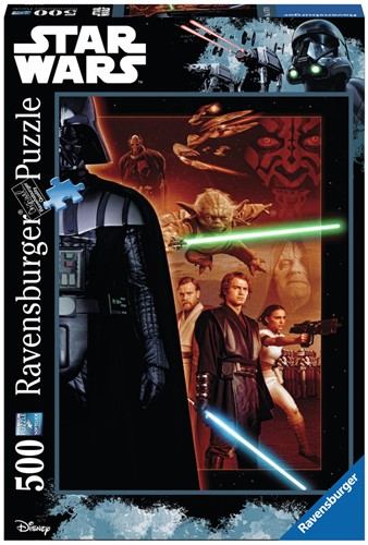 Star Wars Puzzel v1 (500 stukjes)-1