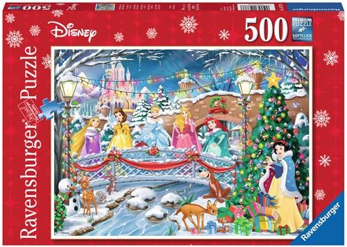 Disney Christmas Puzzel (500 stukjes)-1